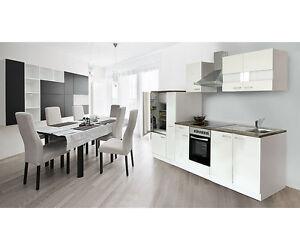 respekta encastrer cuisine coin encastrable int gr e 300 cm c ramique blanche ebay. Black Bedroom Furniture Sets. Home Design Ideas