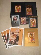 Bruce Lee Enter The Dragon DVD & VHS 25th Anniversary Special Edition Box set
