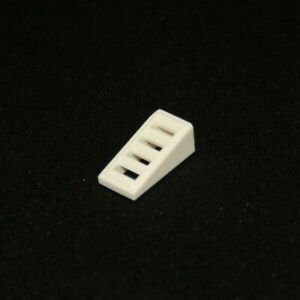New LEGO Lot of 4 Tan 2x1x2 Slope Pieces