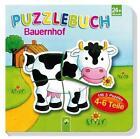Puzzlebuch Bauernhof (2015, Gebundene Ausgabe)