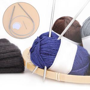 Circular-Knitting-Needles-Stainless-Steel-Crochet-Hook-For-Sweater-Gloves-DIY