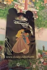 Disney Pin Paris Dancing Couple Aurore Aurora Philippe Sleeping Beauty Belle HTF