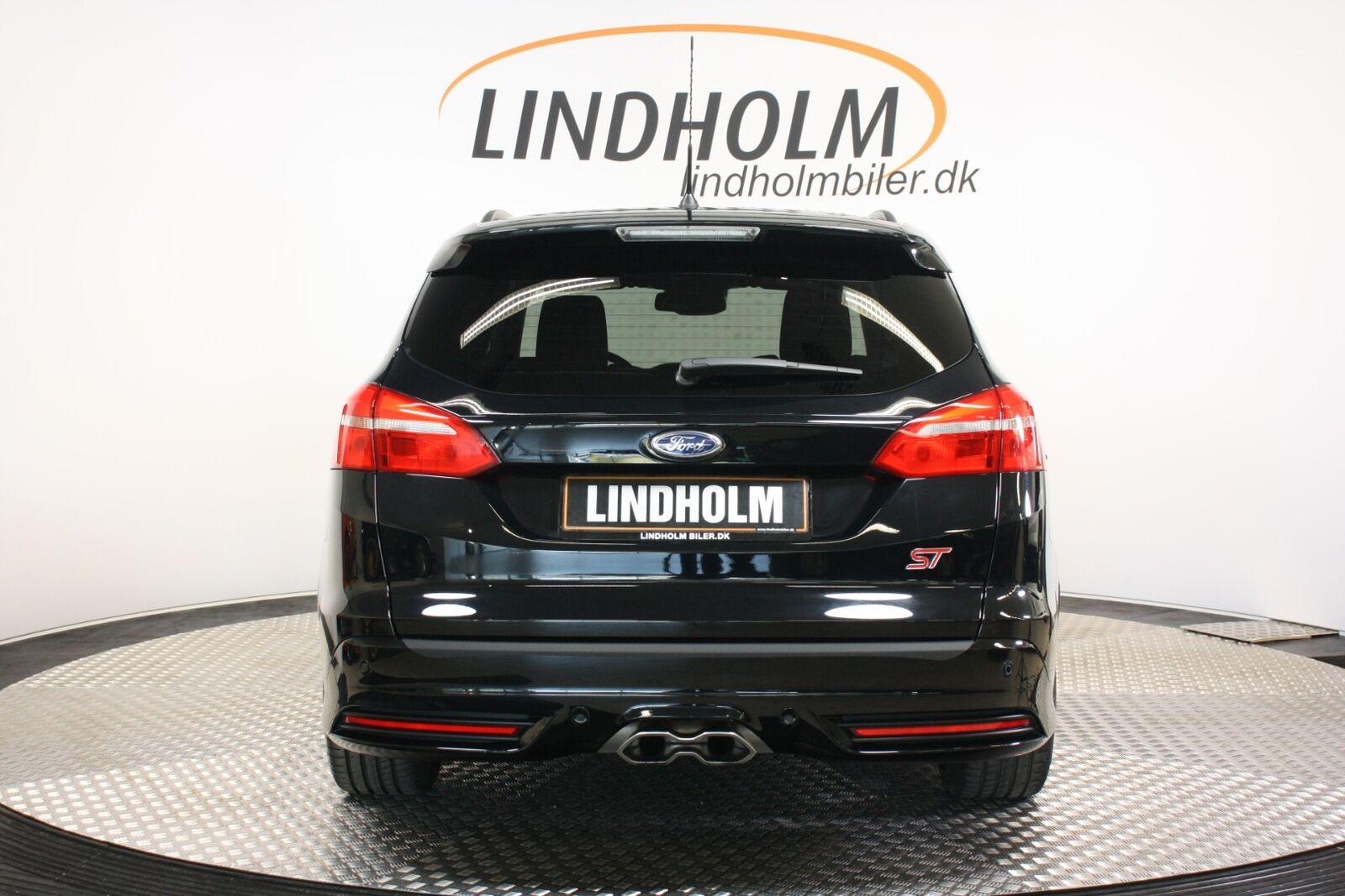 Ford Focus TDCi 185 ST3 stc.