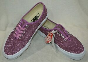 Vans Women's Authentic Lurex Glitter