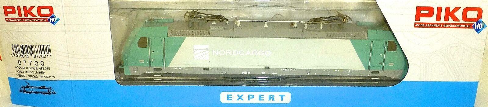 483.010 NordCochego verde gris Epvi Dss piko 97700 H0 1 87 Emb. Orig. Nuevo Μ HU4
