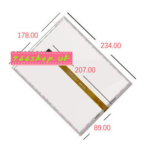 """1PCS NEW 10.4"""" Touch Screen 4 Wire 228*175mm for 4:3 TFT  A104SN03"""