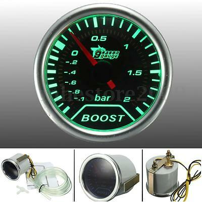 2'' 52mm Universal Car Auto LED Pointer Bar Turbo Boost Gauge Vacuum Press Meter