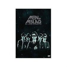 Korea Drama MBLAQ - 2011 Live Concert [ Man in MBLAQ](2disc)(DVDMU179)