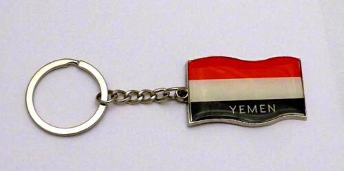 Country Flag Map keychain Souvenir Flag Keychain National Key holder Key Chain