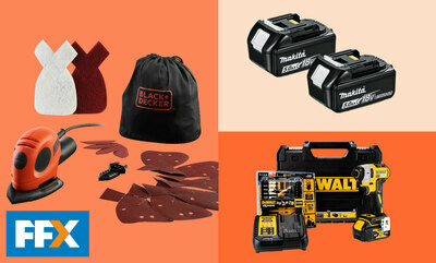 Save up to 15% on Tools and Accessories