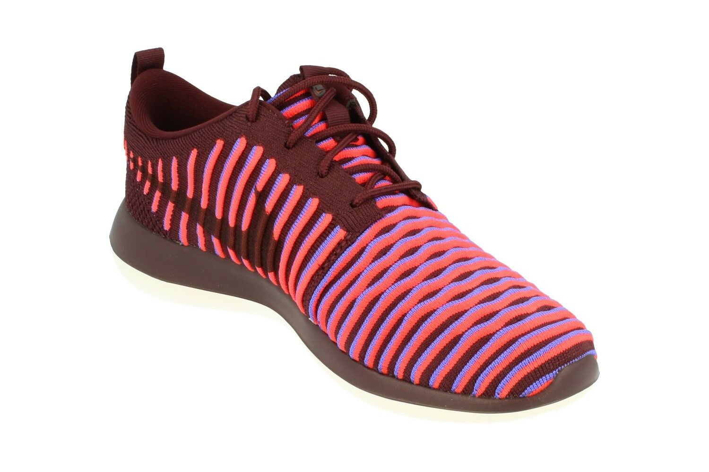 Nike Roshe Damen Roshe Nike Zwei Flyknit Laufschuhe 844929 Turnschuhe 601 ad9d92