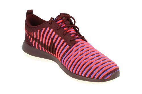 Deux Nike 844929 Roshe 601 Basket Baskets Course Flyknit Femmes wwOTqrxfE