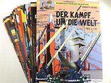 BLAKE und MORTIMER # 0 - 20 komplett ( Carlsen Verlag, Softcover ) NEUWARE