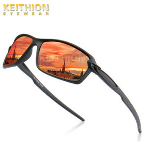 KEITHION-Polarized-Mens-womens-Cycling-Riding-Driving-Glasses-Sports-Sunglasses