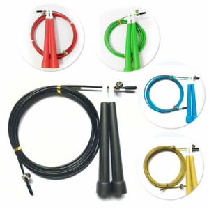 1pcs-Professional-Speed-Jump-Rope-For-MMA-Boxing-Fitness-Crossfit-Skipping-Rope