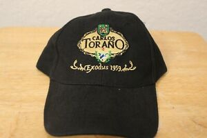 Carlos Torano Exodus 1959 Hat