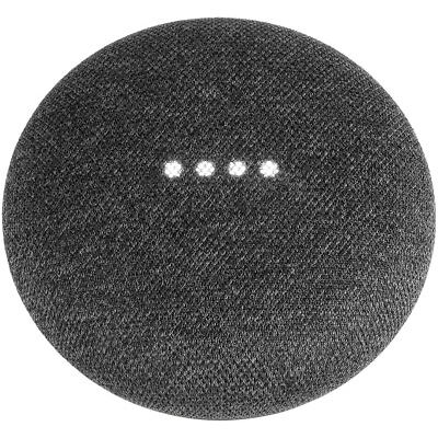 Google GA00216-UK Home Mini Smart Speaker Voice Activated Anthracite