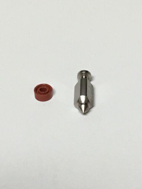 Carburetor Float Valve Needle Seat Kit For Briggs