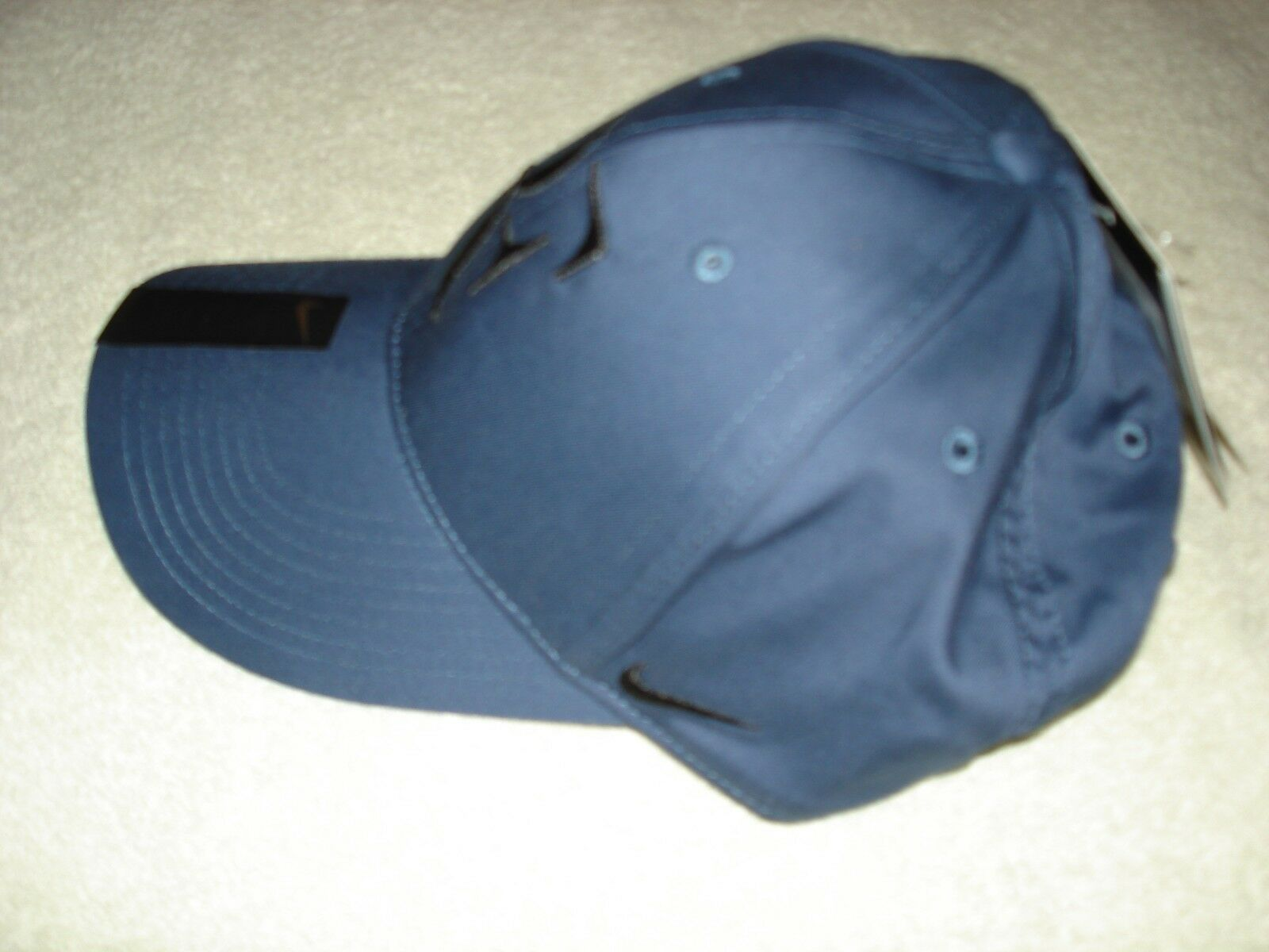40678fcee3375 Nike Federer RF Dri-fit Tennis Legacy 91 Hat Cap Navy 371202-413 ...