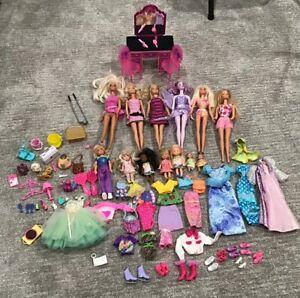Barbie Doll Clothes Lot Mixed A