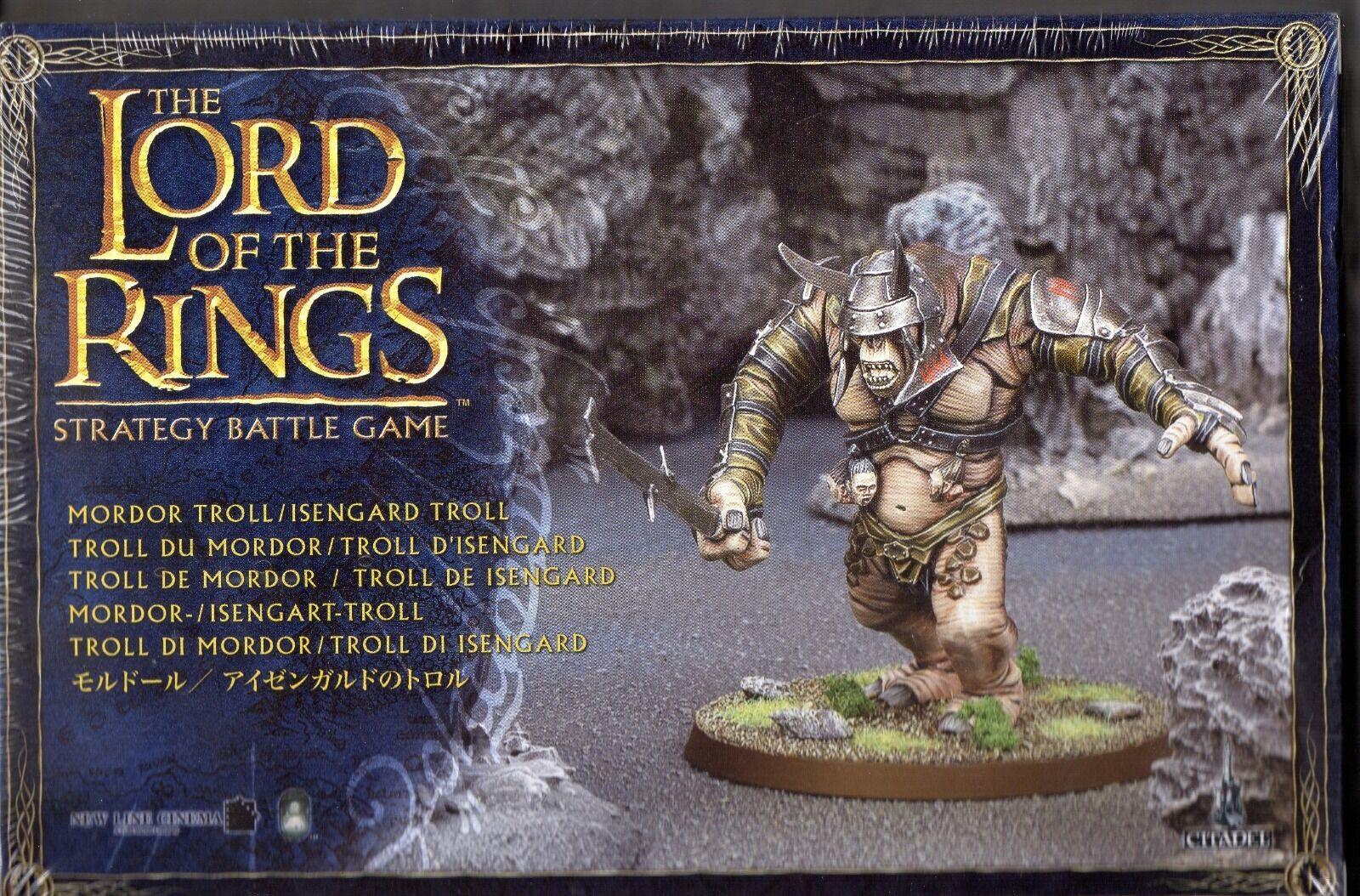 The Lord of the Rings – Il Signore degli  anelli Mordor Troll Insengard Troll  tutti i prodotti ottengono fino al 34% di sconto