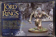 The Lord of the Rings – Il Signore degli anelli Mordor Troll/Insengard Troll