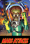 TIM BURTON MARS ATTACKS  POSTER FRIDGE REFRIGERATOR MAGNET 128MV