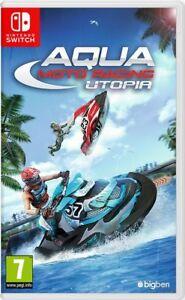 AQUA-MOTO-RACING-UTOPIA-NINTENDO-SWITCH-GIOCO-NUOVO-SIGILLATO-PAL-ITA-ITALIANO