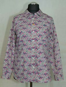 WOMENS-JOULES-SHIRT-COTTON-SIZE-UK10-12-LABEL-12-EXCL