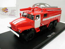 Start Scale Models SSM1232 - Fire Engine AC-40 (URAL-43202) PM-102B 1:43 NEU