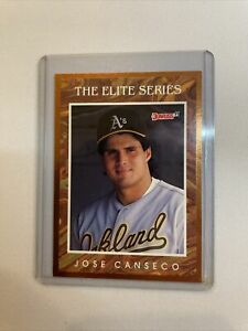 1991 donruss jose canseco