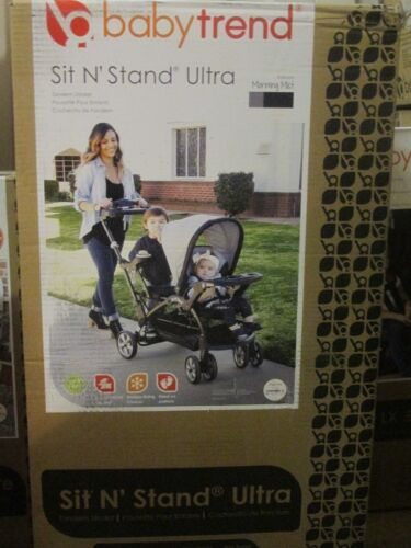 Morning Mist Free Shipping Baby Trend Sit n Stand Ultra Stroller