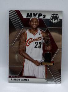 2020 Panini Mosaic LeBron James MVP Cavs Lakers #298