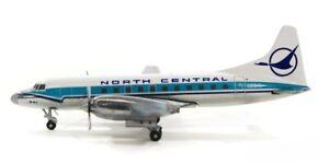 Gemini-Jets-GJNOR1162-North-Central-Convair-CV-580-N2041-Diecast-1-400-Model-New