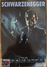 """POLICE ASSAULT T-800 Ultimate Neca The TERMINATOR 7"""" INCH 2016 Action FIGURE"""