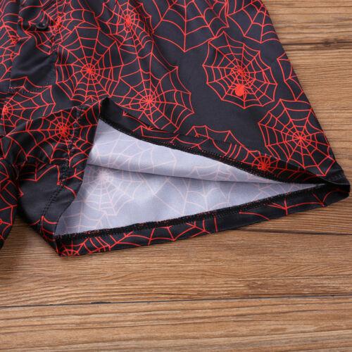 Homme Sous-Vêtements Halloween Boxers short Pyjama Sleepwear Nightwear Pantalon Court
