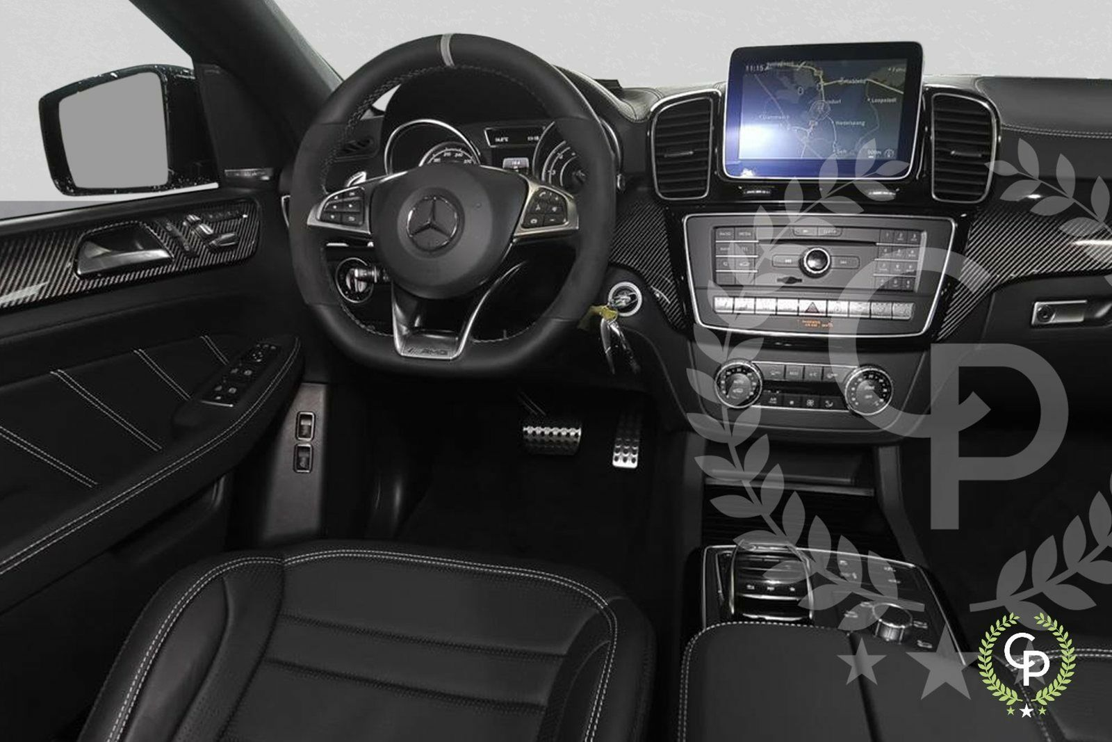 Mercedes GLE63