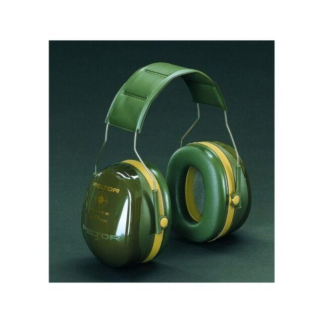 9aa52713d 3m Peltor Bull's Eye III Headband Earmuffs - Green