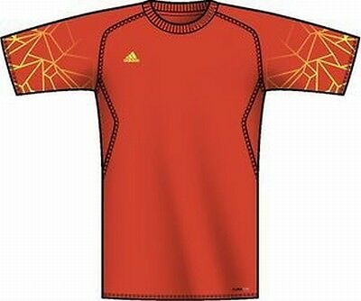 Activewear Tops Adidas F50 Style Cl T-shirt X30612 T-shirt Dependable Performance