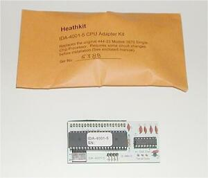 Image is loading Heathkit-ID-4001-CPU-Adapter-Board-IDA-4001-
