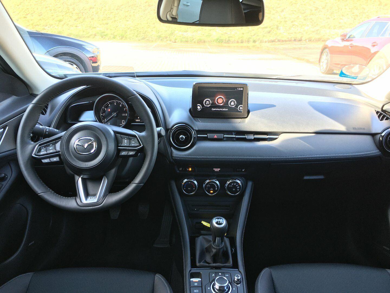 Mazda CX-3 2,0 Sky-G 121 Optimum - billede 9
