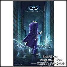 Fridge Fun Refrigerator Magnet BATMAN DARK KNIGHT Movie Poster C JOKER