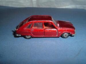 Vintage-Majorette-221-RENAULT-16-Original-ouverture-portes-amp-Bonnet