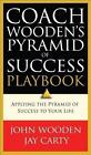 Coach Wooden's Pyramid of Success Playbook von John Wooden (2005, Taschenbuch)