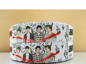 New 5SOS Ribbon 5 Seconds of Summer