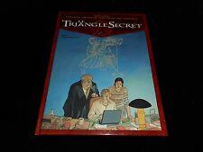 Convard / Falque : Le triangle secret 5 : L'infâme mensonge Glénat DL 2002