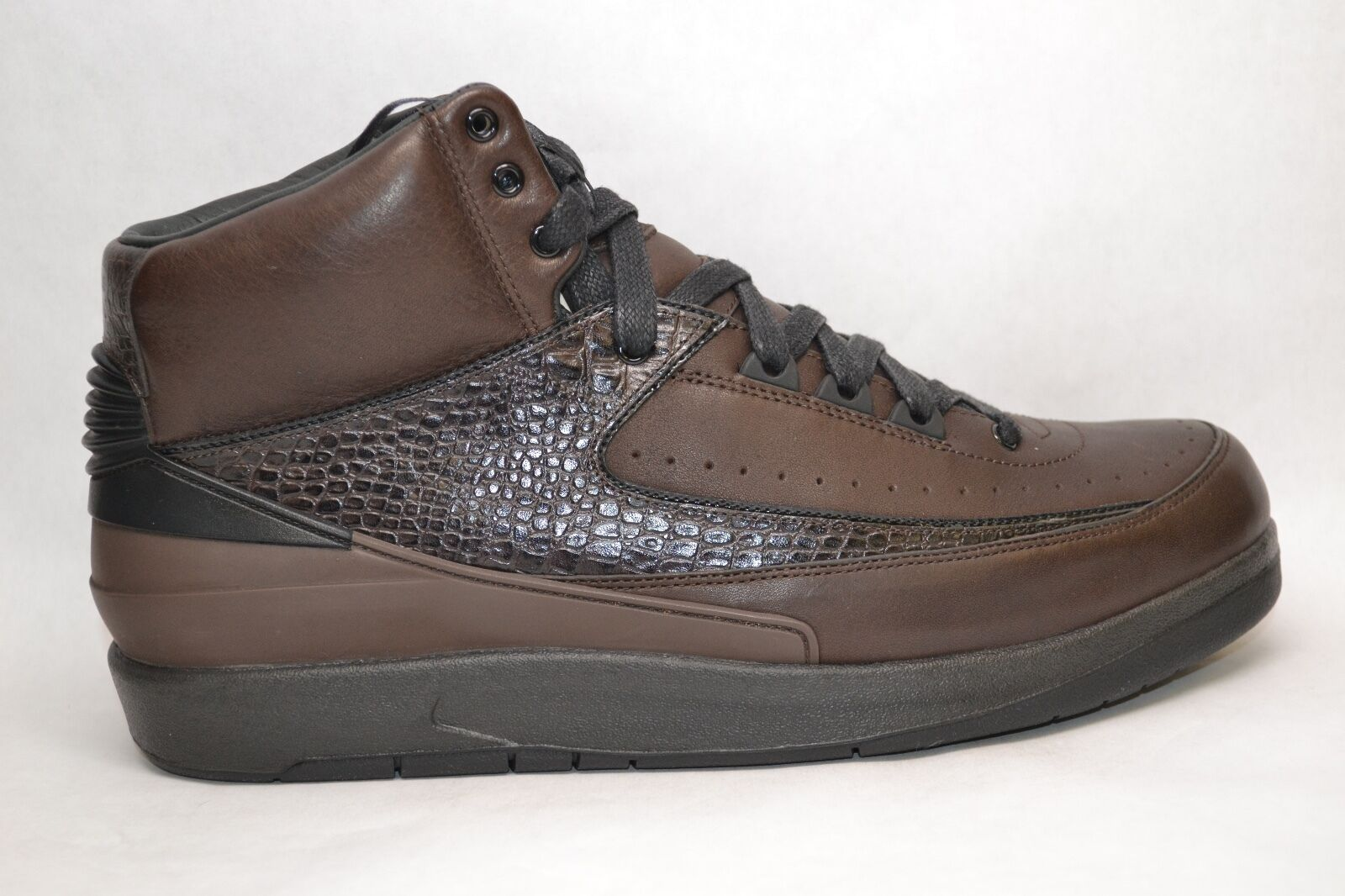 Air Jordan Retro 2 PREMIO BIN 23  DS Size 8.5 WITH BOX. 100% AUTHENTIC