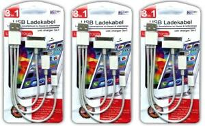 3x-Ladekabel-3in1-micro-USB-l-iPhone-4-5-6-Samsung-S6-S5-S4-S3-HTC-LG-SONY