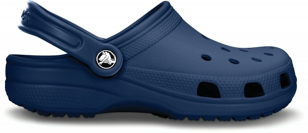 Crocs Adults Mens Womens Classic Cayman Clogs New Navy For 2021