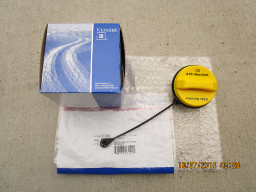 07 CHEVY MONTE CARLO LS LT SS FUEL GAS TANK FILLER CAP WITH TETHER OEM NEW